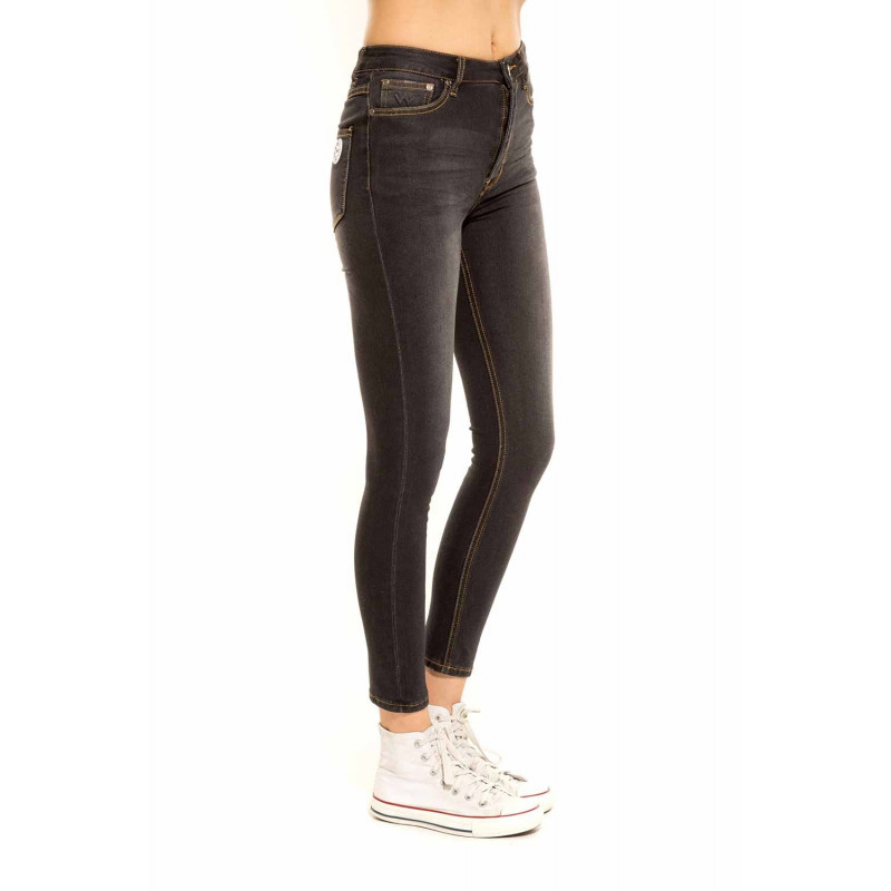 Pantalon Joggjean Femme Waxx TWIST