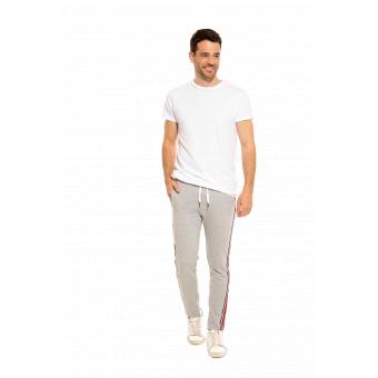Pantalon Survêtement Homme Gris Waxx WEST