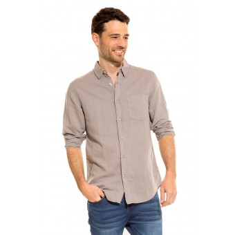 Chemise en Lin Homme MOJITO