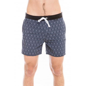Short de Bain Homme Heaven - Black