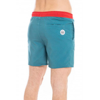 Short de Bain Homme HEAVEN- Green