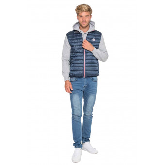 Doudoune Homme Sans Manches Frenchy Shelter - Waxx