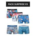Pack Surprise x5