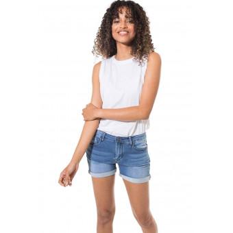 Short Joggjean Femme INDIAN