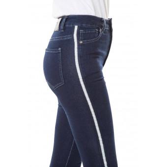 Pantalon Joggjean Femme HARLEM Waxx