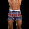 Boxer Homme WINTER TREE Waxx